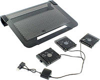 Подставка для ноутбука COOLERMASTER NOTEPAL U3 PLUS (R9-NBC-U3PK-GP)