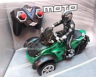 Мотоцикл радиоуправляемый Moto Racing