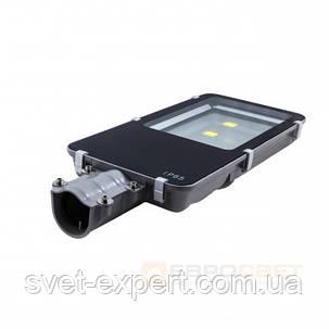 Світлодіодний вуличний світильник Евросвет ST-100-03 100W IP65, фото 2