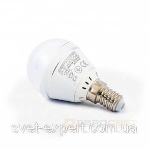 Светодиодная лампа Евросвет Р-5-4200-14 5W 4200K E14 220V , фото 2