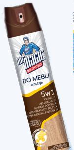 Полироль Mr Magic 5 в 1 350 ml