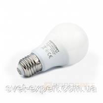 Светодиодная Led лампа Евросвет A-10-3000-27 10W 3000K E27 220V   800 Лм, фото 3