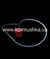 Гидрозатвор (пробка 50мм х 40мм, шланг 10мм х 1м)