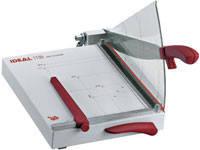 Ideal 1135, резак  сабельный, длина реза 350 мм., 25 листов, прижим автоматический..