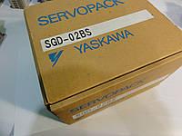 Серводрайвер Yaskawa 200W 100V SGD-02BS NEW