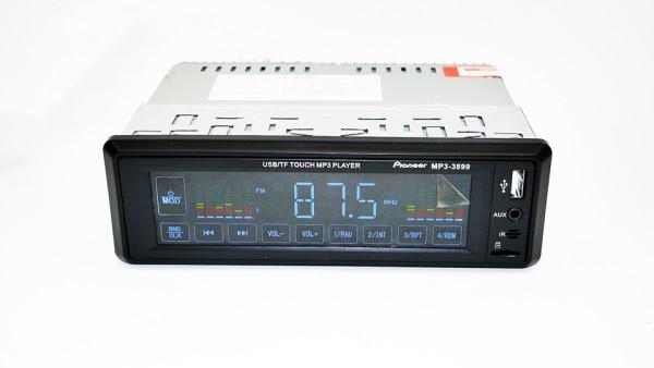 Сенсорная магнитола автомагнитола 3899 5+MP3+FM+USB+SD+AUX