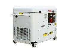 Генератор дизельный NIK DG6500 (7кВт)