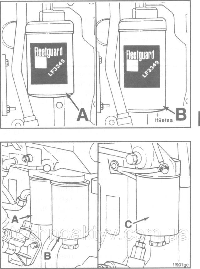 Внимание ! Масляные фильтры для 6-цилиндровых двигателей можно применять на 4-цилиндровых двигателях, но не наоборот - нельзя применять масляные фильтры для 4-цилиндровых двигателей на 6-цилиндровых двигателях, т.к. это может стать причиной выхода двигателя из строя.