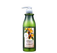 Кондиционер для волос с аргановым маслом - Welcos Confume Argan Hair Conditioner, 750 мл