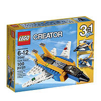 Lego Creator (Лего Креатор) Реактивный самолёт / Super Soarer 31042, фото 1