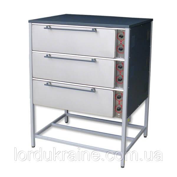 Шкаф пекарский электрический ШПЕ 3 Ч