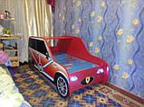 Детская кровать Мини Купер, фото 2