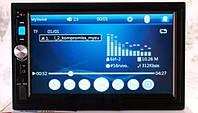 2DIN Магнитола автомагнитола 7022 7 Пульт на руль Bluetooth сенсорный дисплей