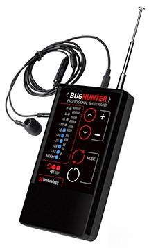 Детектор жучков BugHunter Professional BH-02 Rapid