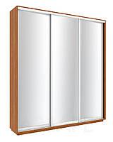 Шкаф купе 2200/450 на 3 зеркальные двери