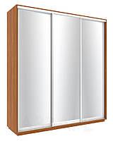 Шкаф купе 2200/600 на 3 зеркальные двери