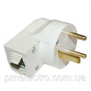 Вилка силовая  20А 2Р+3 (для электроплит)