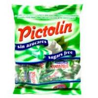 Карамель со вкусом мяты и сливок без сахара, Pictolin