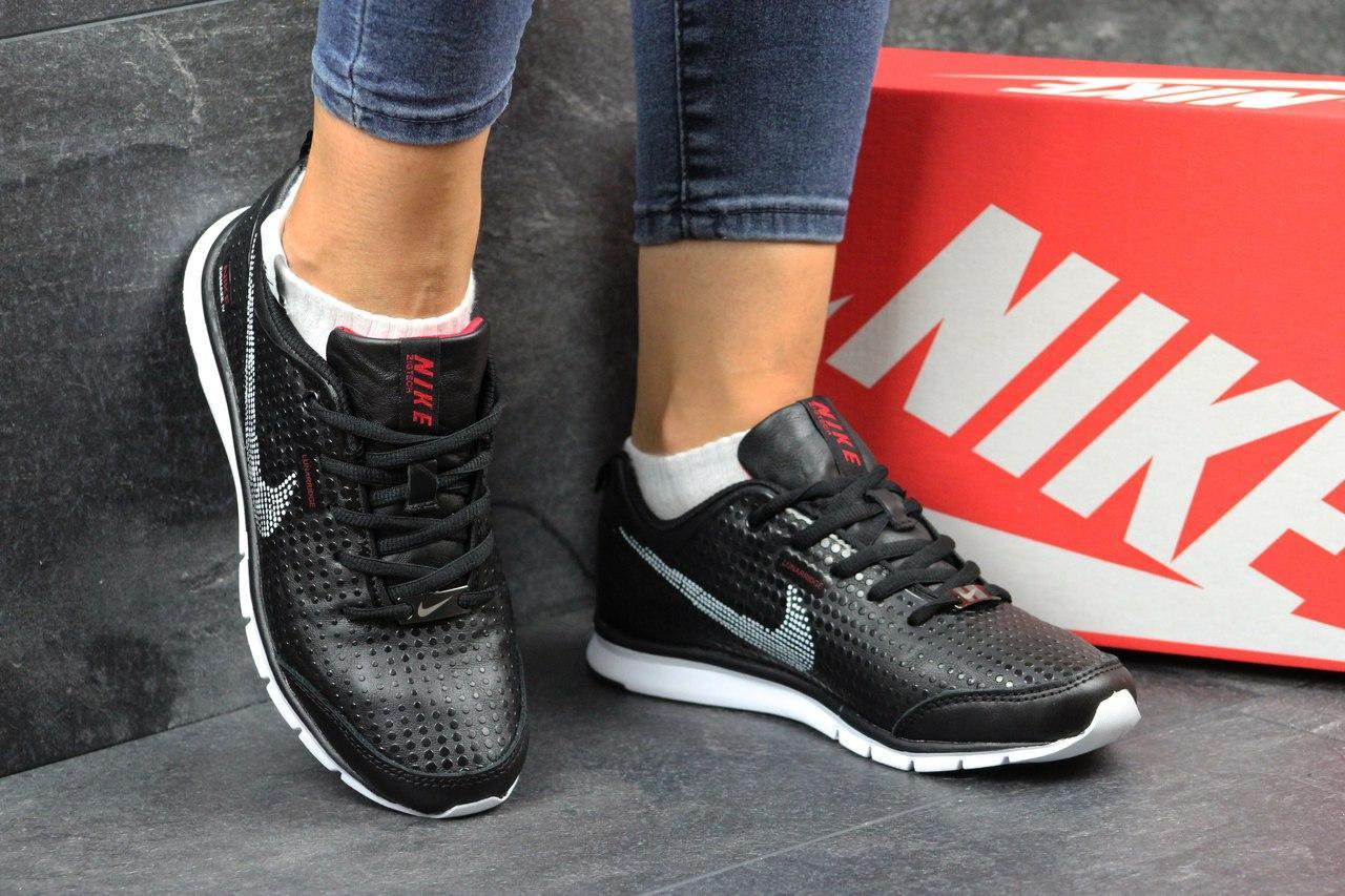 Женские кроссовки Nike Zigmaze,черные 36р