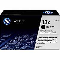 HP 13X Картридж Black (Черный) повышенной емкости (Q2613X)