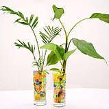 Гидрогель для растений красный уп 10 000 шт, фото 6