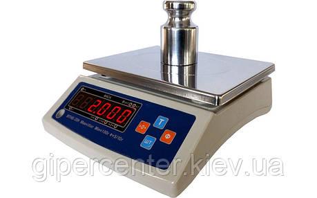 Весы фасовочные электронные Дозавтоматы ВТНЕ -6Н до 6 кг, точность 1/2 г, фото 2