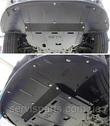 Защита двигателя Kia Optima 2016- (Киа Оптима)