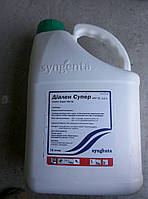 Гербицид от сорняка на газоне Диален Супер 100 мл (на 4 сотки)