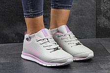 Женские кроссовки Nike Zigmaze,бежевые с розовым 36р, фото 3