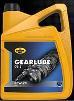 Минеральное трасмиссионное  масло  GL-5 80W90 (5л)