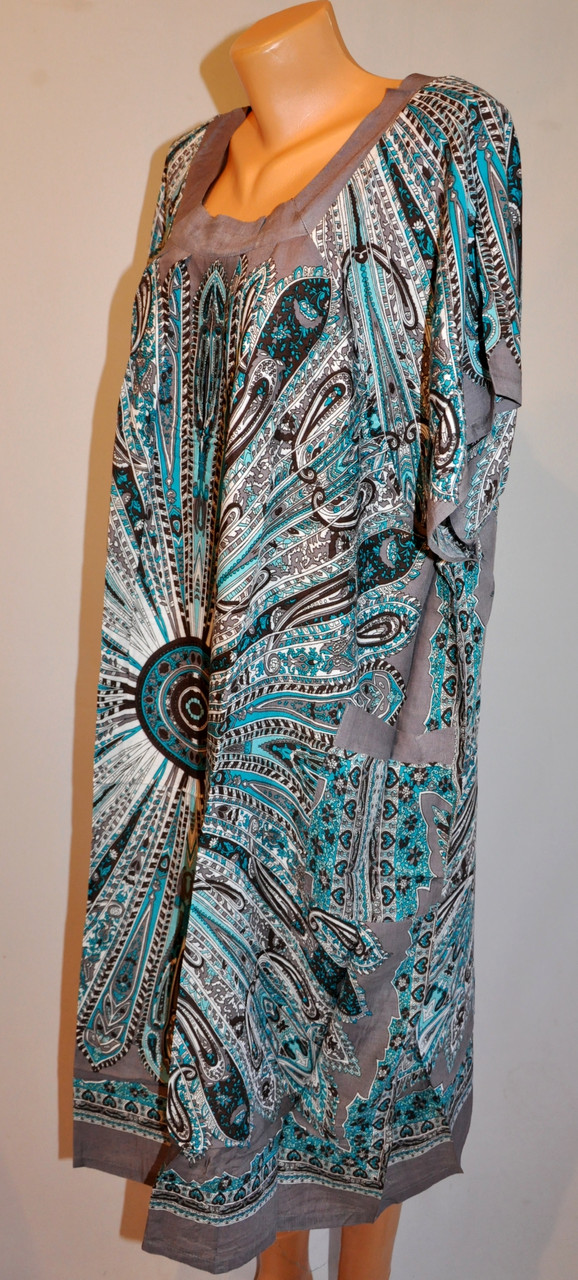 Платье домашнее Узор