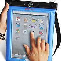 Водонепроницаемый чехол для планшетов iPad Blue (wp085)