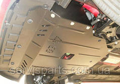 Захист двигуна Kia Picanto 2011- (Кіа Піканто)