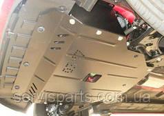 Защита двигателя Kia Picanto 2011- (Киа Пиканто)