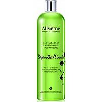 """Увлажняющий Эликсир для ванны и душа """"Бергамот и лайм"""" Allverne Nature's Essences Cream Bath and Shower"""