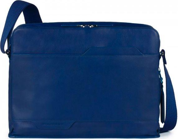 74c943e21777 Кожаная сумка Piquadro EUCLIDE/N.Blue, CA3683S73_BLU2 — только ...