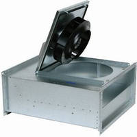 Вентилятор Systemair RS 40-20 L для прямоугольных каналов, фото 1