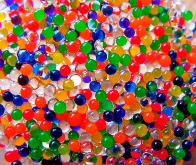 Гидрогель цветной уп 10 000 шт