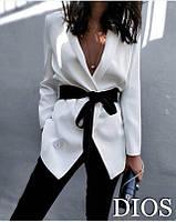 Костюм 2-ка: пиджак и брюки(с кармашками) ОР1.128