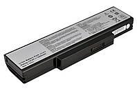Аккумулятор к ноутбуку ALLBATTERY Asus A32-K72 10.8V 5200mAh 6cell Black