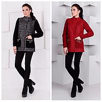 Пальто для женщины на осень шерсть