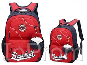 Рюкзак Baseball Red, фото 2