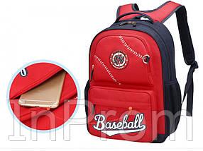 Рюкзак Baseball Red, фото 3