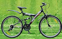 Велосипед скидки до 10% с амортизаторами спортивный Formula KOLT КОЛЬТ 26 ДЮЙМОВ, фото 2