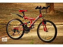 Велосипед скидки до 10% с амортизаторами спортивный Formula KOLT КОЛЬТ 26 ДЮЙМОВ, фото 3