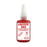 Резьбовой герметик для металлических соединений средней прочности 50 мл. - Loctite 542