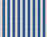 Ткань лен стрейчевый в полоску (6777), фото 2