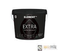 ТМ ELEMENT PRO EXTRA База А - фасадная краска (ТМ Елемент Про Єкстра), 10 л.