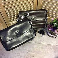 Сумка натуральная кожа ss258451 Черный , коричневый В цвете 845грн  кожаные сумки , фото 1