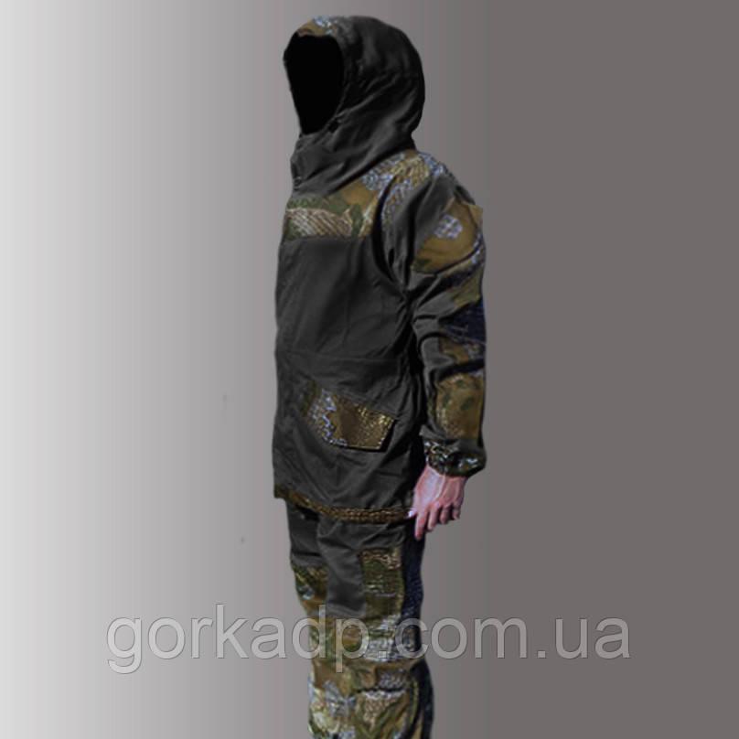 Костюм Горка 3 черная варан